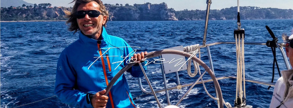 Florent Skipper Moniteur de Voile